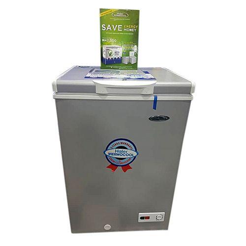 Small Chest Freezer HTF-100HAS R6 SLV