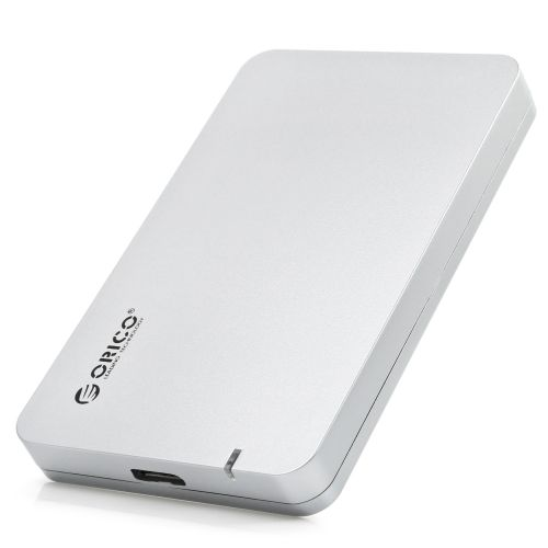"USB 3.0 2.5"" SATA HDD External Enclosure Case"