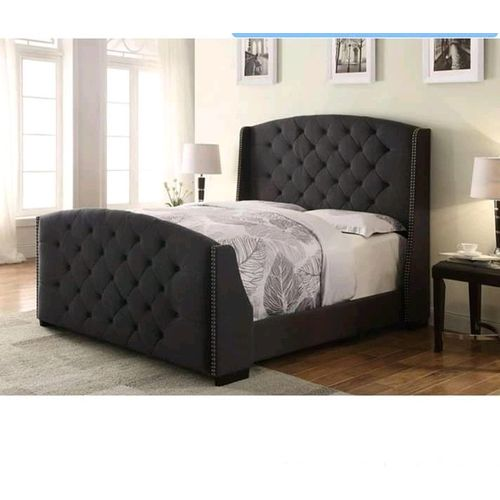 John Bolt 6 By 6 Bed+Pillows-Free Lagos Delivery