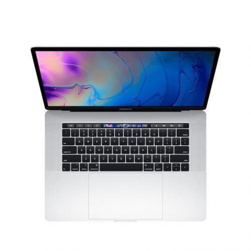 Macbook Pro Retina Touch Bar Z0V30004A :Intel Core I7,2.6GHz, 512GB Ssd/32gb,Radeon Pro 560X,15 Inch, 2018-SILVER