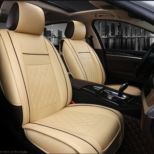 1pcs All Car Fashion Luxury PU Leather Support Pad