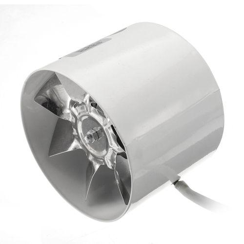 4'' 6'' Flow In-line Fan Blower Duct Fan Exhaust Or Supply Blower Circular Vent