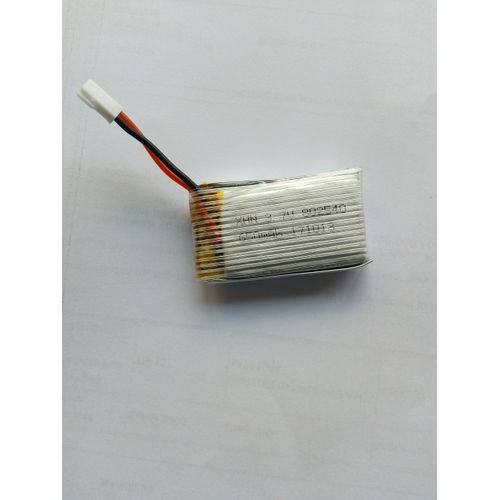 3.7V 650mAh Replacement Battery For Quadcopter Drone