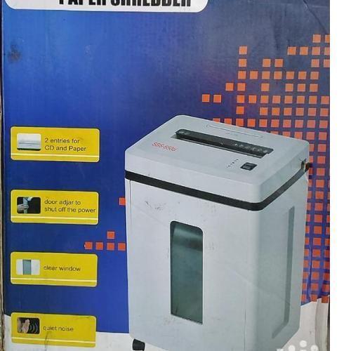 PAPER SHREDDER SBS-650ci