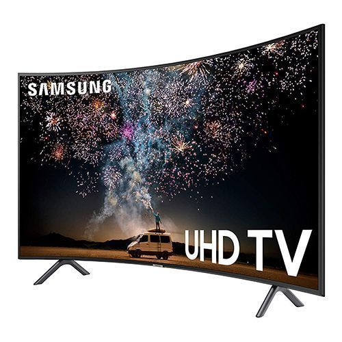 55inch 4K Curved Ultra Slim RU7300 - 2020 UHD Smart TV