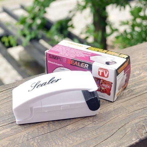 Mini Sealer Super Kitchen Portable Saver Machine ..,