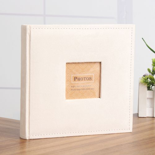 Photo Picture Album 100 Page 200Pcs Photos Storage Case Baby Wedding Family Memo