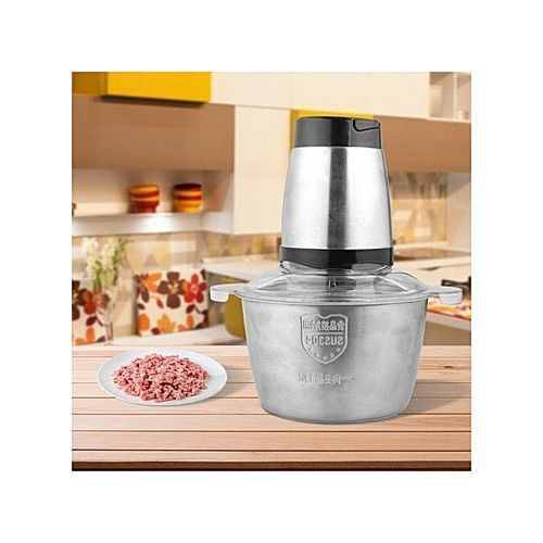 STAINLESS STEEL ELECTRIC COOKING MACHINE/ YAM POUNDER
