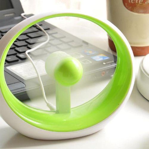 USB Basket Fan New Dot Cute Home Furnishing Mini Fan Fan Fan