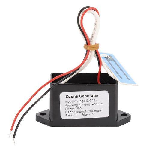 DIY Air Purifier Mini Air Fresher Ozone Generator DC12V For Household