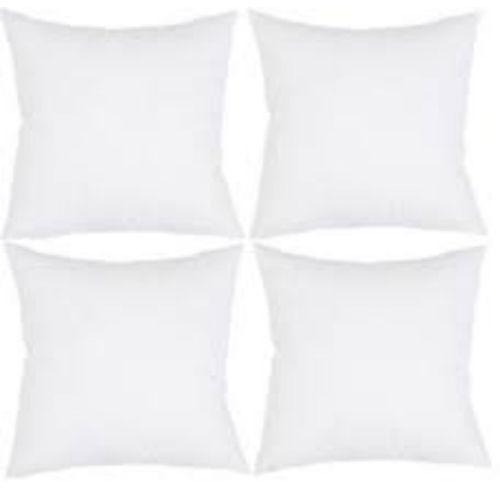 1 Set Of 4 Throw Pillow Infills (No Cover)