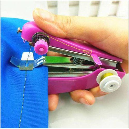 Portable Needlework Mini Hand-Hel Sewing Machine