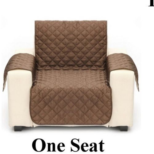 OR Sofa Cover Washable Removable Armrest Couch Covers Single/Two/Three Seater Coffee