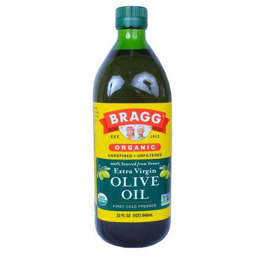 Organic Extra Virgin Olive Oil -- 32 Fl Oz