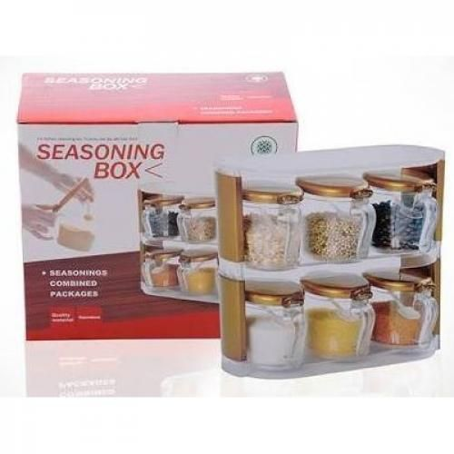 Fashion Seasoning Box