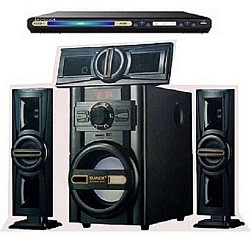 Djack Bluetooth Home Theater DJ 503 +DVD Player