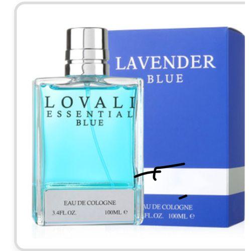 Lavender, Lovalt Essential Men Blue Designers Perfume Unisex