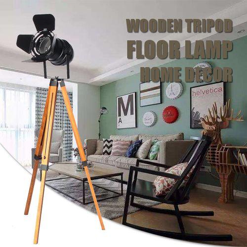 Floor Lamp Bedroom Reading Spotlight Home Fixture Deco