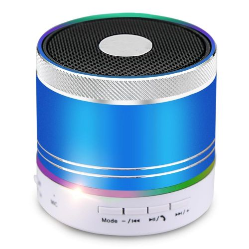 Portable Poket Wireless Bluetooth Speaker With Mic Mini Loudspeakers Music Car Speakers Sound Box For Phones