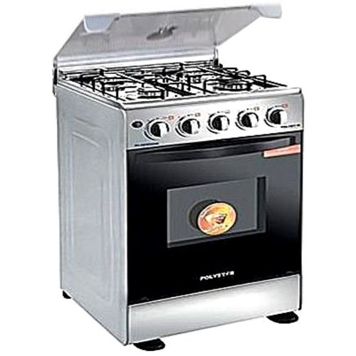 4 Burner Oven Grill Gas Cooker - PV-HS50GG4A