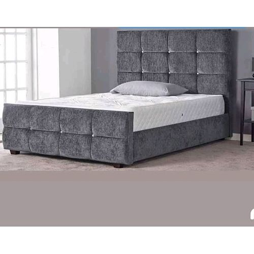 Jefferson 6 By 6 Bed+Side Drawer+Pillow-Free Lagos Delivery