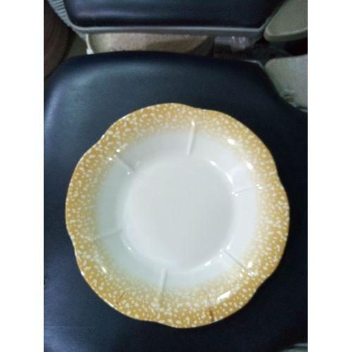 12 Pcs Unbreakable Flat Plate
