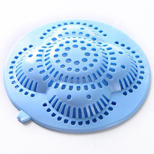 Kitchen Bathroom Reusable Floor Drain Filter Strainer Net Preventing Sewer Blockage Bathroom Clean Tools