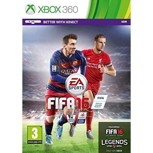 FIFA 16 Xbox 360 PAL