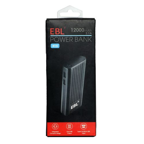 Power Bank, Complete 12000mAh Smart 4 All Battrie Capacities