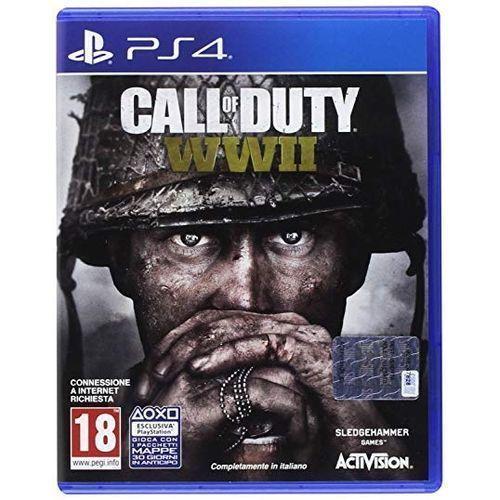 PLAYSTATION 4 - Call Of Duty (WW II)