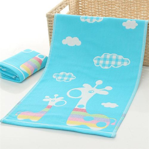 Baby Towel Newborn Muslin Handkerchiefs Squares Cloth