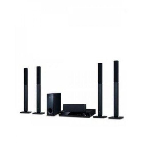330W 5.1Ch DVD Bluetooth Home Theatre System - LHD 457B- Black