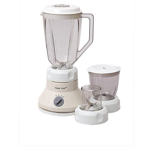 Electric Blender With 2 Mills