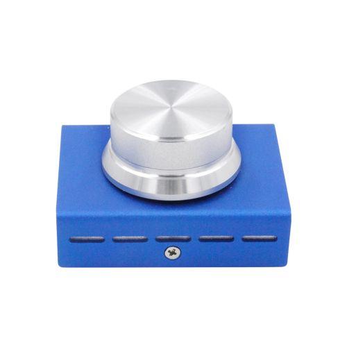 USB Volume Control Regulator Usb Volume Contro Audio And Video Clip Locator-Blue