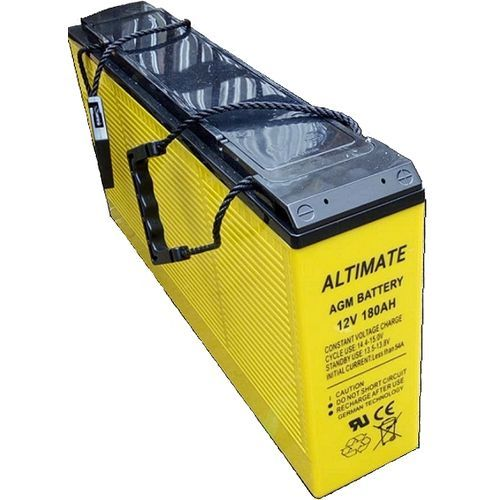 12v 180AH AGM Inverter Battery- Slim (German Technology)