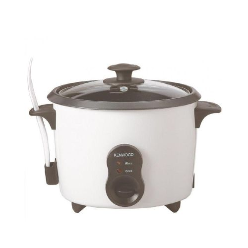 Rice Cooker White RC410.