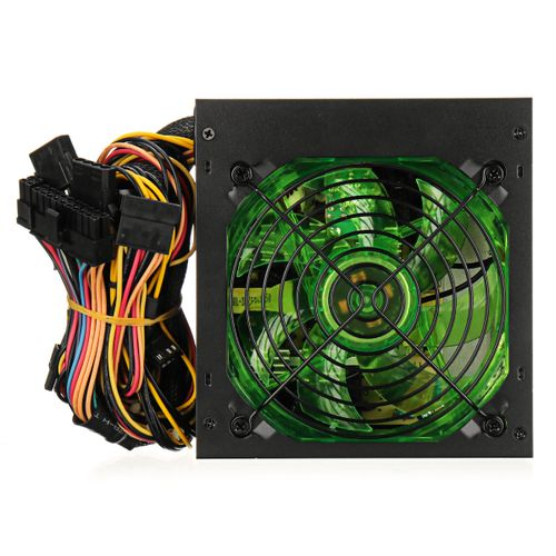1000W PC Power Supply 24 Pin PCI ATX SATA Computer 120mm Silent LED Cooling