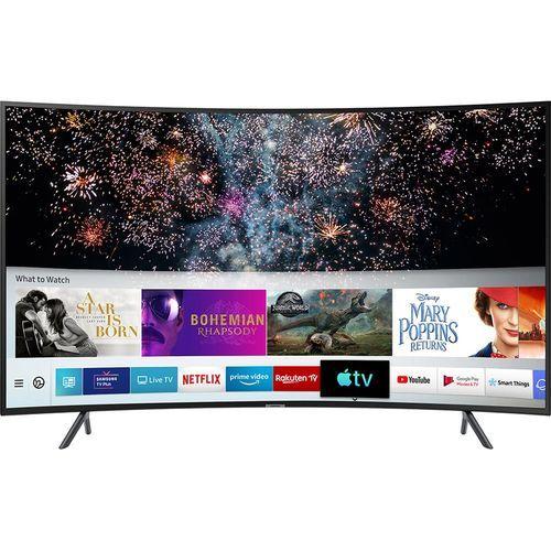 Polystar 65'' Inch Smart Curved Certified UHD 4k TV 2019 Model