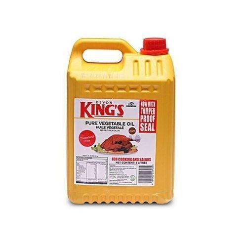 Devon Kings Vegetable Oil