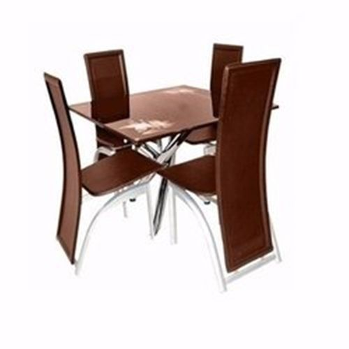 DINNING SET WITH SQUARE TABLE (delivery Within Lagos, Agbara Only)