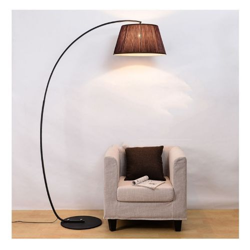 Bucket Arch Floor Lamp