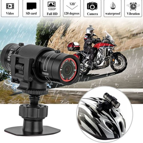 Quelima 1080P HD Motorcycle Bike Sport Camera DVR Video Recorder DV