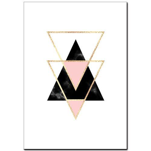 Diy Diamonds Full Of Geometry P114 Embroidered Fashion