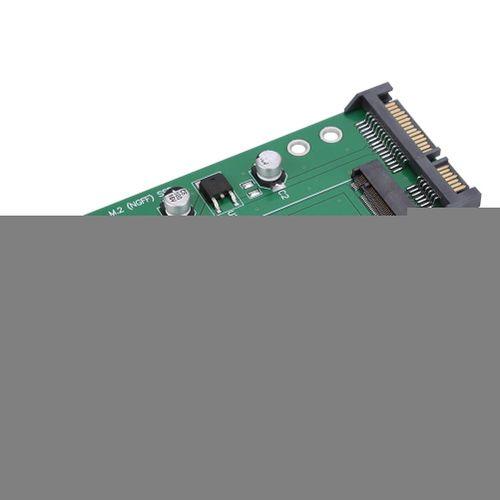 M2 NGFF SSD HDD To SATA3 Conversion Card SATA To NGFF SSD Solid State Disk Riser Card M.2SATA Desktop SSD Adapter Card Laptop
