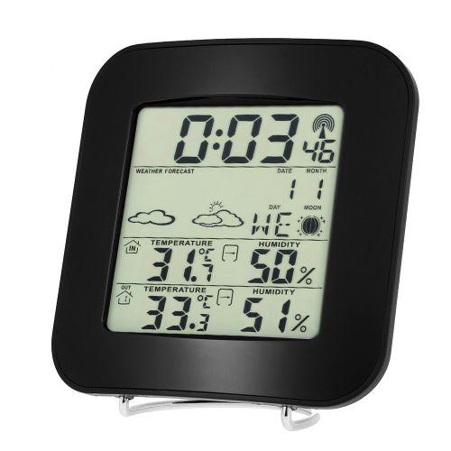 Multifunctional Outdoor/Indoor LCD Digital Temperature-
