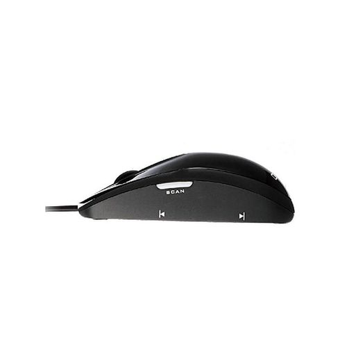 (Reduced Shipping Fee) Scanner Mouse - Black