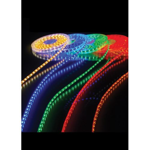Multi-color RGB LED Strip + Remote Control + Power Adapter