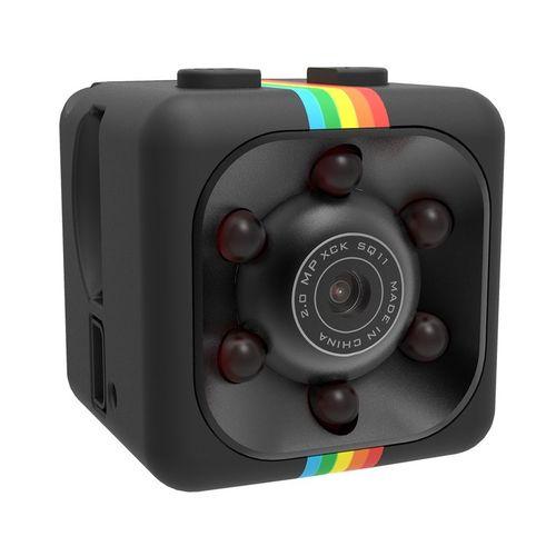 SQ11 Ultra HD Mini 1080P/60fps 12MP 4K Action WiFi Digital Camera For Gopro Black