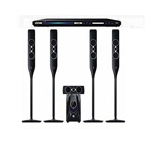 Djack Home Theater Bluetooth Dj5050 With DVD Player