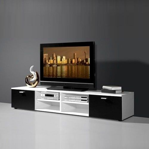 Aylene-TV-Stand---white And Brown (prepaid Only)